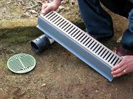 How To Regrade A Backyard Services Drain Service Repair U0026 Installation Denton Lawn Sprinkler
