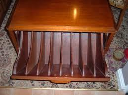 Lp Record Cabinet Furniture Popsike Com Art Deco Collectors Lp Record Storage Wooden Cabinet