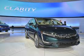 honda clarity phev could get ev range boost to 47 miles
