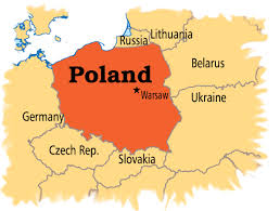 Map Poland Map Of Poland Have Bag Will Travel