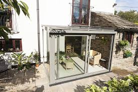 Sunroom Extension Designs Lean To Conservatories Modern Glass Lean To Extensions
