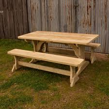 enticing oxford garden shorea wood backless bench outdoor benches