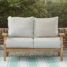 What Is At Cushion Loveseat Outdoor Sofas U0026 Loveseats