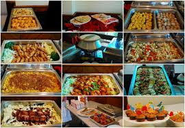 Lunch Buffet Menu Ideas by Awayofmind Bakery House March 2012