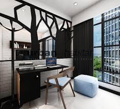 hdb 3 room bto urban chic for modern family