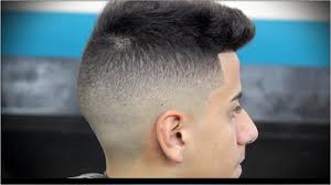 skin fade haircut by will perez youtube