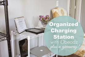 Nightstand With Charging Station by Office Organization Archives Page 5 Of 11 Simply Organized