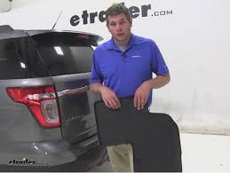 weathertech black friday 2014 weathertech 3rd row floor liner review 2014 ford explorer video