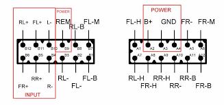 bmw e34 amplifier wiring diagram bmw wiring diagrams instruction