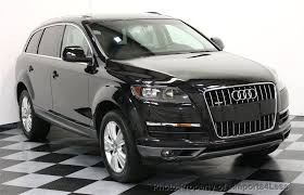 q7 audi 2010 2010 used audi q7 3 6 premium awd navigation at eimports4less