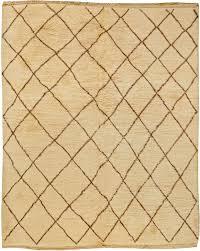 Yellow Lattice Rug Vintage Rugs From Doris Leslie Blau New York Vintage Carpets