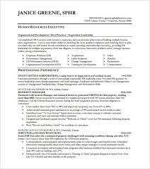 exle executive resume stocker description resume from executive resume template 12