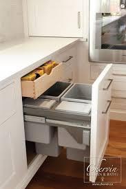 Best  Pull Out Bin Ideas Only On Pinterest Kitchen - Kitchen cabinet garbage drawer