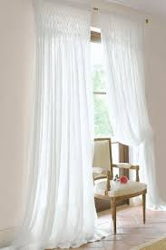 Cotton Gauze Curtains Lavishly Full Sheer Panel Window Sheers Window Coverings Home