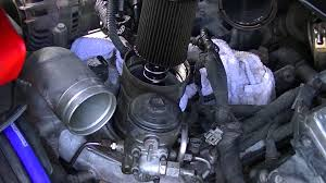 lexus v8 oil cooler oil cooler replacement 3 removing oil filter and fuel filter