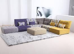 floor sofa colorful floor ideas for cozy living room decorating ideas