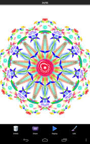 doodle edit kaleidoscope magic pad pro android apps on play