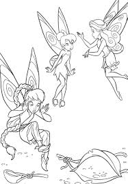 disney tinkerbell fairies coloring pages neverbeast colouring