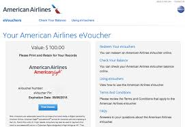 aa baggage fee american airlines evoucher compensation and evoucher rules