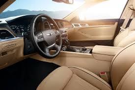 2015 Hyundai Genesis Interior Hyundai Genesis What Makes The Car An Automotive Star Wsj