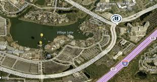 Disney Springs Map Disney Springs Hotels Hilton Orlando Lake Buena Vista
