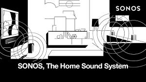 the home sound system sonos