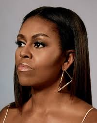 does michelle obama wear hair pieces to the first lady with love the new york times