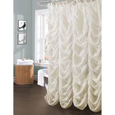 Perfect Lush Shower Curtains Decorating with 200 Lush Decor Gift