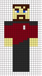 minecraft ender dragon perler bead pattern so many beads so