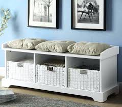 bedroom storage benches white storage bench with cushion bedroom