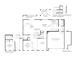 dream kitchen floor plans fischer homes denali model exterior dream home pinterest beautiful