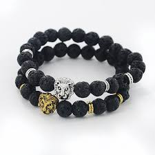antique beaded bracelet images Lion head bracelet gentlemensjoggers jpg