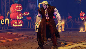 street fighter 5 is getting a halloween themed update polygon