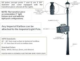 how to install flood lights how to install direct burial l post komok club