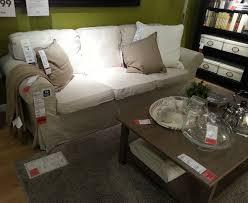 White Ikea Sofa by Shopping At Ikea