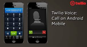 android voice receive call on your android mobile using android twilio voice