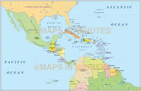 Central Michigan University Map by Central America Political Map Adriftskateshop