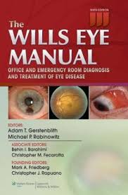 the wills eye manual office and emergency room diagnosis and