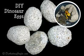 diy dinosaur eggs 6 steps with pictures
