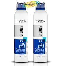 L Oreal Studio l oreal studio line fix style spray 250ml