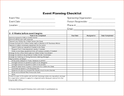 7 event checklist template bookletemplate org