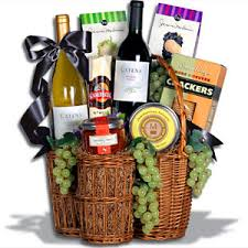 unique gift basket ideas unique gift baskets and gorgeous punch wine