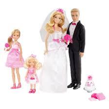 barbie bridal target