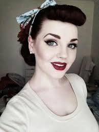 17 best ideas about 50s makeup on 1950 makeup office makeup and vine makeup