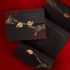Red And Black Wedding Blank Red And Black Wedding Invitations Wedding Decorate Ideas