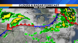 Weather Radar Maps Metro Detroit Weather Forecast Honing In On Our Severe