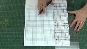 home design graph paper sew easy graph paper for quilters and papercraft youtube