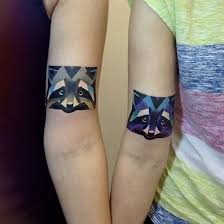 33 best matching wolf tattoos images on pinterest beautiful