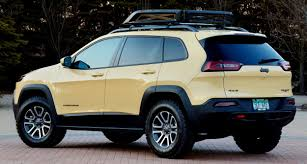 trailhawk jeep green mopar adding huge jeep upgrade options cherokee adventurer