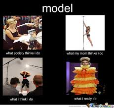 Meme Model - model job by minimix meme center
